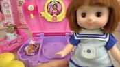 婴儿娃娃化妆箱.惊奇蛋玩具