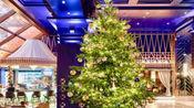 贫穷限制了想象力!全球最贵圣诞树价值1.1个亿,挂满极致奢侈品