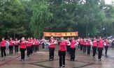 14年《塞北江南牡丹江》牡丹广场舞队阳明区比赛演出