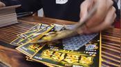 彩票店老板实验,5000元刮刮乐中奖几率有多高,网友们满意吗?
