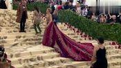 红毯女王Queen布莱克·莱弗利这条礼服得耗时多少啊