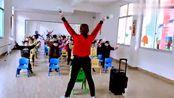 儿童舞蹈推荐《中国范》道具简单,小朋友们也很喜欢!