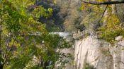 河南省鲁山县尧山画眉谷景区。