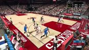 NBA 2K17勇士VS火箭