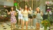 欢乐颂主题曲《咖喱咖喱》舞蹈教学视频