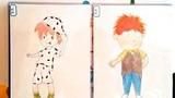 惠州美术培训大双艺术教育漫画教案