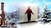 动感健身广场舞DJ《大约在冬季》32步动感霸气,轻松自如