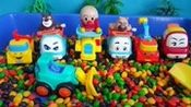 工程车 七彩乐园 儿童益智类亲子 互动早教玩具故事