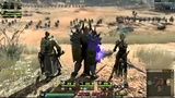 战略游戏《炽焰帝国2》大规模战争场面