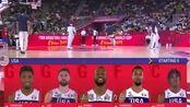 大爆冷门!美国男篮不敌法国无缘四强,世界杯疯狂了