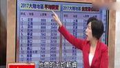 台湾节目:看看这是中国大陆各城市的平均工资,我们只有羡慕的份