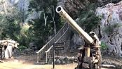 塞班岛战争遗址,再次聆听一遍《风语者》的悲壮吧