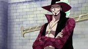 海贼王:3大剑豪实力登天,尾田已画崩2个,鹰眼能够傲娇到几时