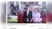 懒理风波刘强东夫妇出席英国皇室婚礼 章泽天被错认日本公主