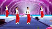 广场舞《一圈一圈瘦下来》舞曲欢快,动感健身,练出苗条的身材!