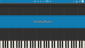 [MIDI音乐] Victory-胜利 马克西姆 曲谱演奏