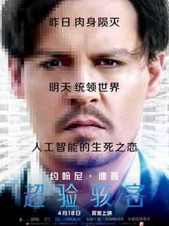 超验骇客(剧情片)