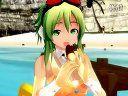 【ままま式GUMI】チョコバナナおいしいです(^q^)【鞍掛さん】