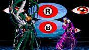 【MUGEN】Omega Rugal VS Incisive