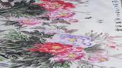 陈文赞国画牡丹