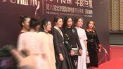 燕教授减肥代餐创始人李苏桐亮相北京微电影节红毯
