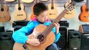 古典吉他:【雨滴】 翟嘉煦