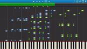 (1838年初版)(S.140)帕格尼尼大练习曲第四号b版本(琶音加强版)(李斯特)