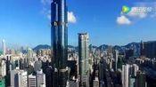 视频: 航拍香港日景