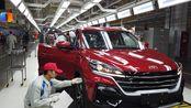 凯翼智慧工厂竣工投产 新车正式下线