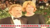 罗曼·波兰斯基新片《杀戮》红毯 凯特·温丝莱特优雅可人