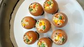 糯米和鸡蛋的组合,让你吃出不一样的感觉,一次吃上5个也不过瘾
