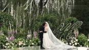 惠若琪大婚现场 新婚夫妇甜蜜拥吻羡煞旁人