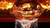 钻石冰饮料,饮品师教你15秒制作一块钻石冰,学会给女友做!
