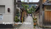 #10 Kyoto   Osaka   Nara