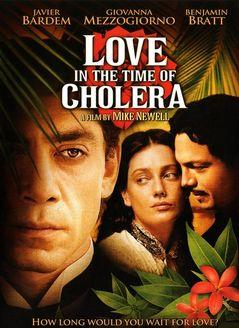 霍乱时期的爱情