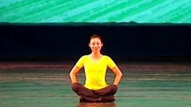 舞蹈考级二级月儿-儿童舞蹈
