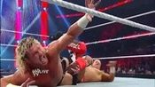 wwe wwe美国职业摔角 WWE最新赛事 多尔夫 VS 克利夫兰
