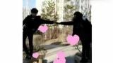 网络红人安小龙和姜玉洁 幸福照片