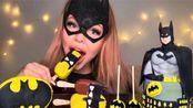 甜食者:万圣节蝙蝠侠甜点特辑(品名见简介)