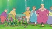 悬崖上的金鱼公主:时婆婆他们的脚都好了,再也不用做轮椅了啊