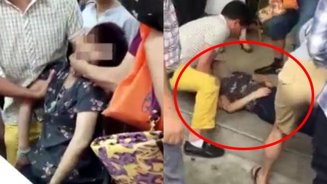 女游客试戴标价30万玉镯时失手摔断 当场被吓晕