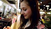 """外国人的中国梦丨一个波兰女孩的""""梦想班列"""""""