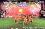 儿童舞蹈《赶海的小姑娘》莲下镇槐东乡庆祝老人节文艺汇演―
