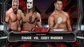 wwe美国职业摔角-摔角狂热Triple H来给我当经理人啦