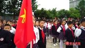 武定近城小学国旗下的演讲《我和祖国共奋进》