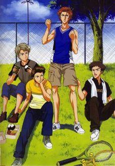 网球王子 DVD版