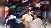 印度跨年夜 大批女子遭大规模性侵