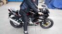 金鹰150CC摩托车 跑车--www.aecosway.com