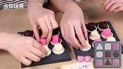 小伶玩具 双人游戏  益智类巧克力图案排列游戏!