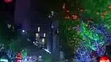 上海张灯结彩庆国庆 街头洋溢节日气息